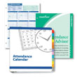 Master attendance tracking with a recordkeeping and storage system