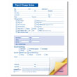 Employee Payroll Change Forms - 3-Part
