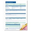 Employee Warning Form - 3-Part Carbonless
