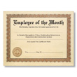 Parchment Employee Recognition Certificates