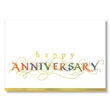 Formal Colors Employee Anniversary Card