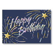 Shooting Stars Birthday Cards