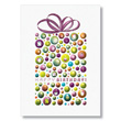 Metallic Surprises Birthday Cards