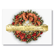 Holiday Symbol Business Holiday Cards