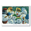 Lighthearted Holiday Cards