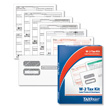 W-2 Tax Forms Laser Kit - 6-part