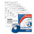 W-2 Tax Forms Laser Kit and Softare - 6-part