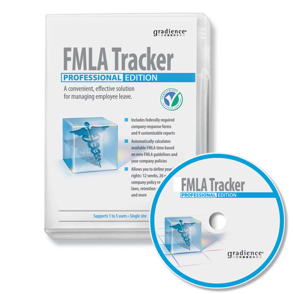 Gradience FMLA Recordkeeping Software Renewal