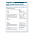 Employment Skills Test - Reading Comprehension