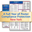 Get guaranteed, easy labor law posting compliance for New York with Poster Guard® Compliance Protection