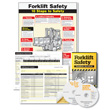 Fully comply with forklift regulations and ensure forklift safety