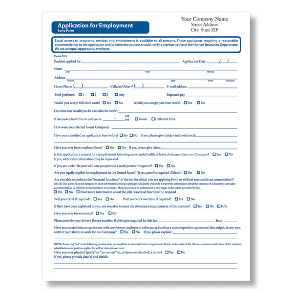 Spanish Application Employment  Fill Online Printable Fillable